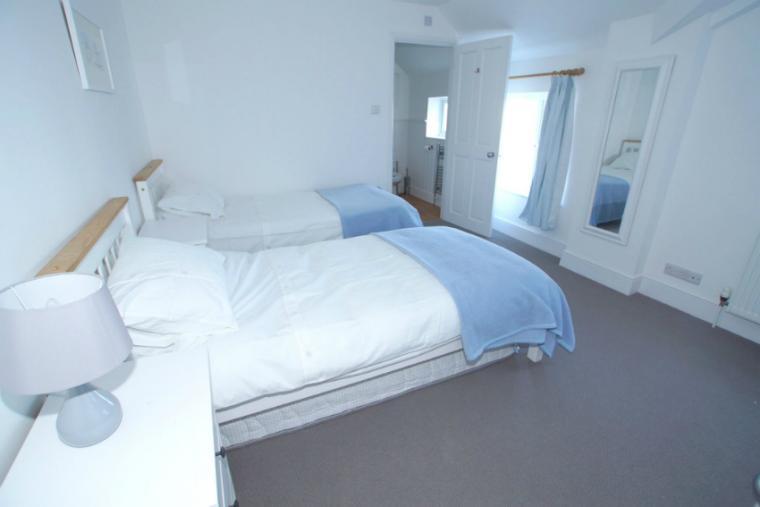 Bedroom, Fairways House, Bude