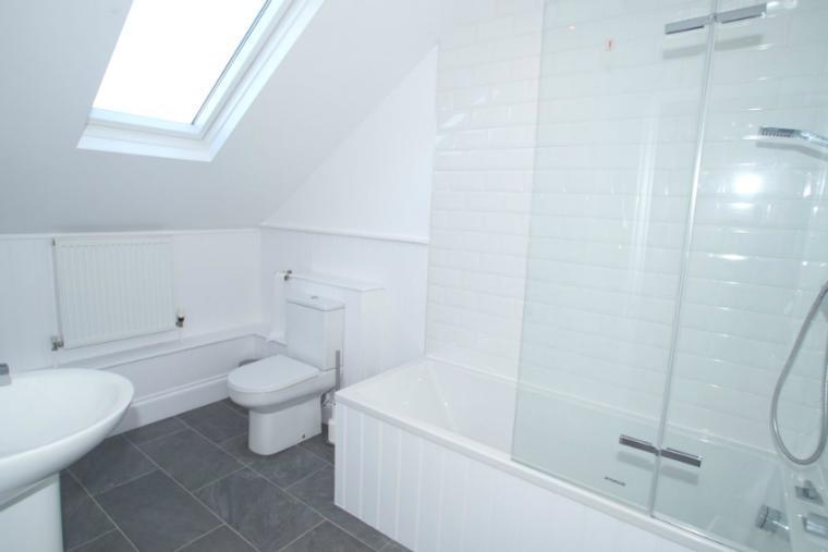 Bathroom, Fairways House, Bude