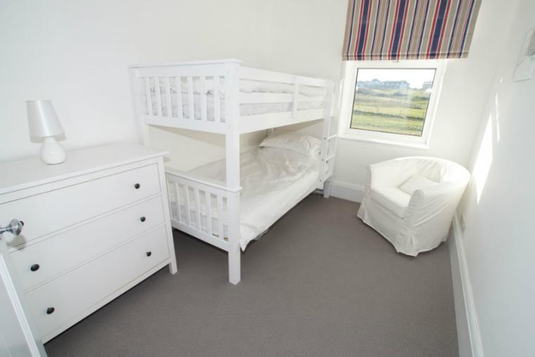 Bunk bedroom, Fairway House