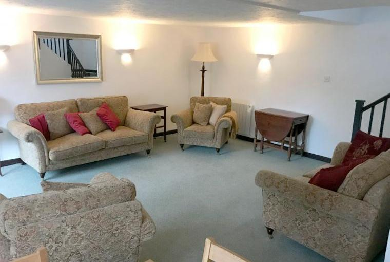 Lounge, Linhay Cottage