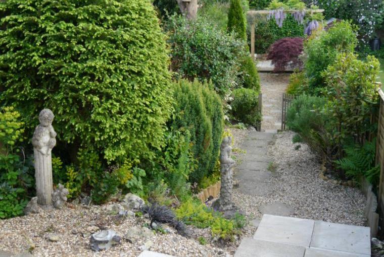 Garden, Inglenook Cottage, Bucks