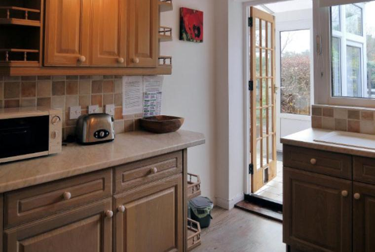 Kitchen, Inglenook Cottage