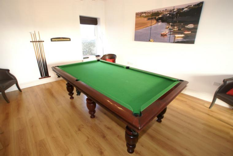 Games room, Foreshore