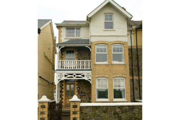 Foreshore, sleeps 16, Bude