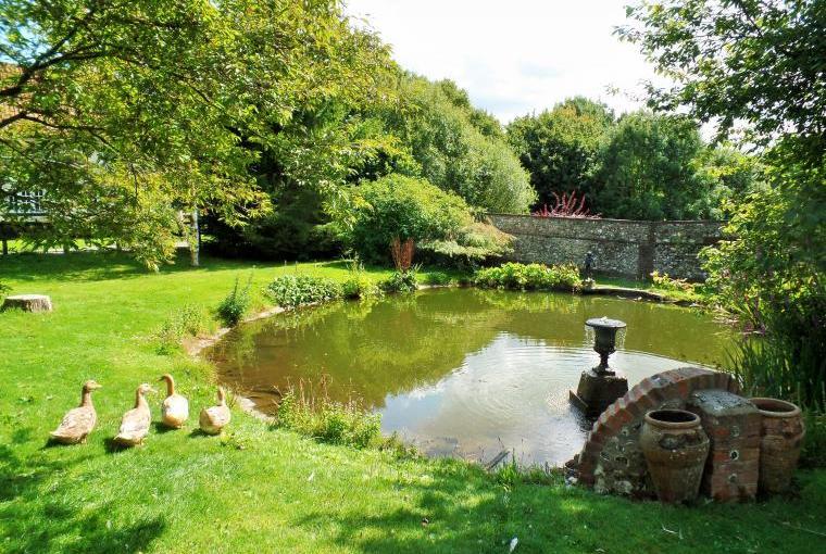 Luccombe Farm, Dorset