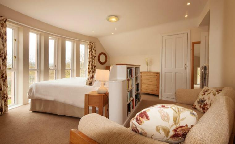 Stylish bedrooms, The Cottage Beyond