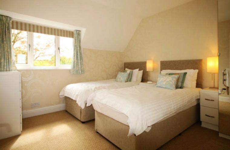 Bedroom, the Cottage Beyond, Somerset