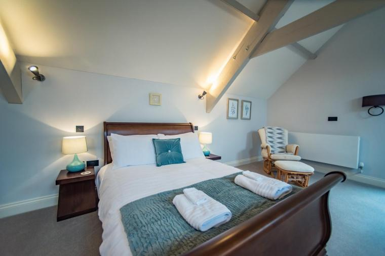 The Cowshed Romantic Retreat near Exmoor, Somerset