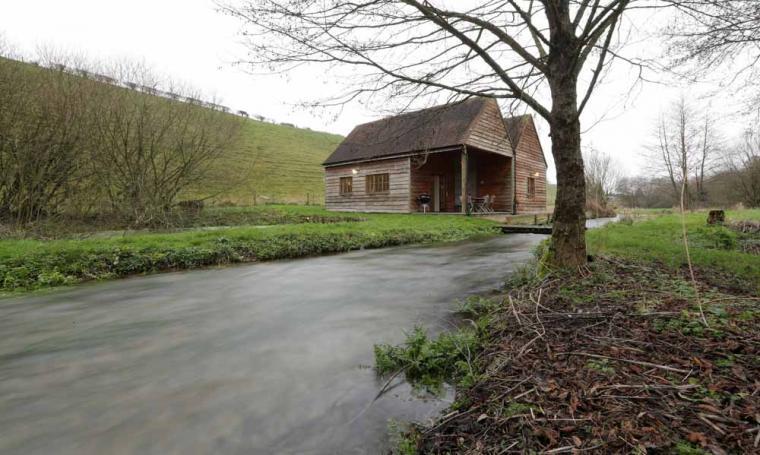 The Fishing Lodge, Dorset, Photo 1