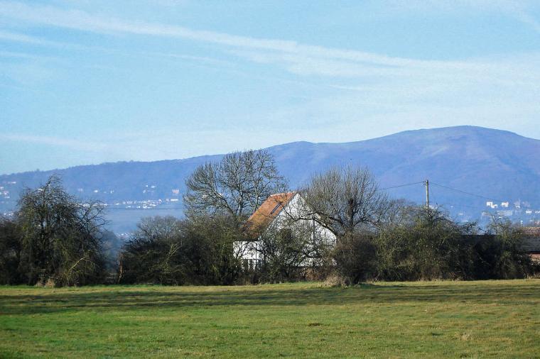 Rhydd Barn near Malvern