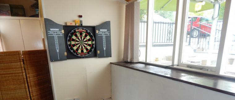 Forest House - Games Lounge, darts
