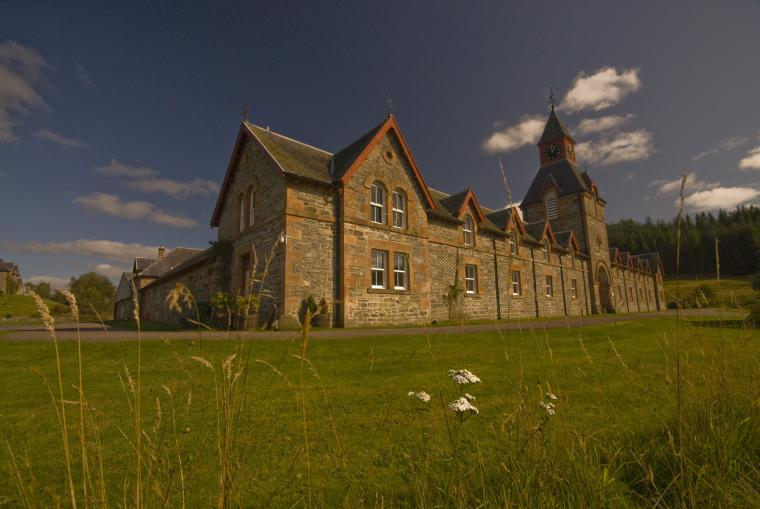Highland accommodation at Tomich Holidays
