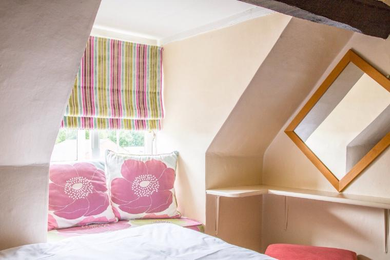 Comfortable bedrooms, Forest House