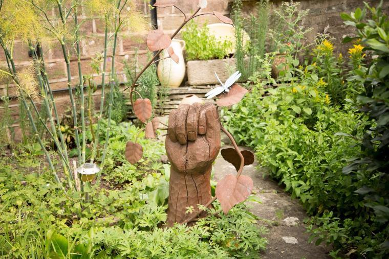 Forest House Garden