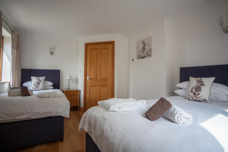 Stylish accommodation, Lowe Farmhouse, Herefordshire