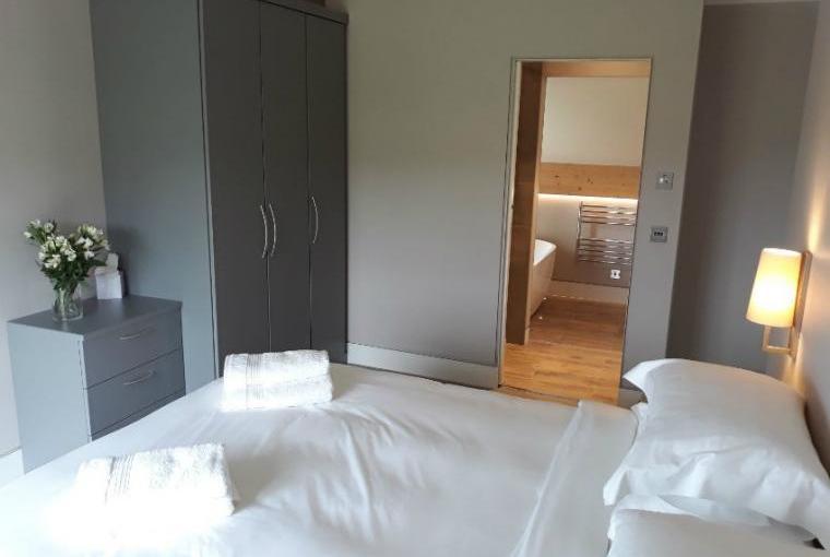 Beautiful comfortable en-suite bedrooms