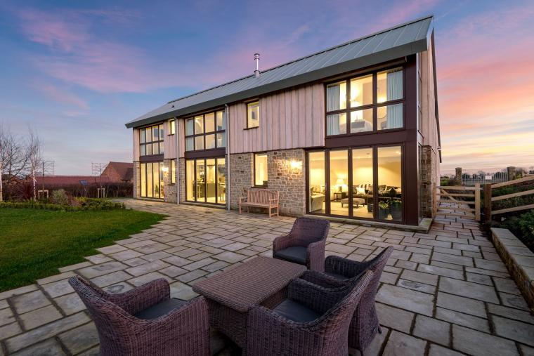 Sleeps 10, High standard, 5* Gold Award Winning House, M1 rated, ideal for all generations, Herefordshire, Photo 35