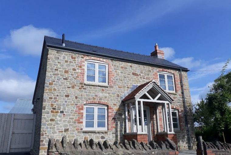 Stone Cottage, sleeps 2 in rural Herefordshire