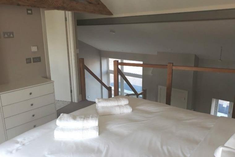 Recently refurbished accommodation