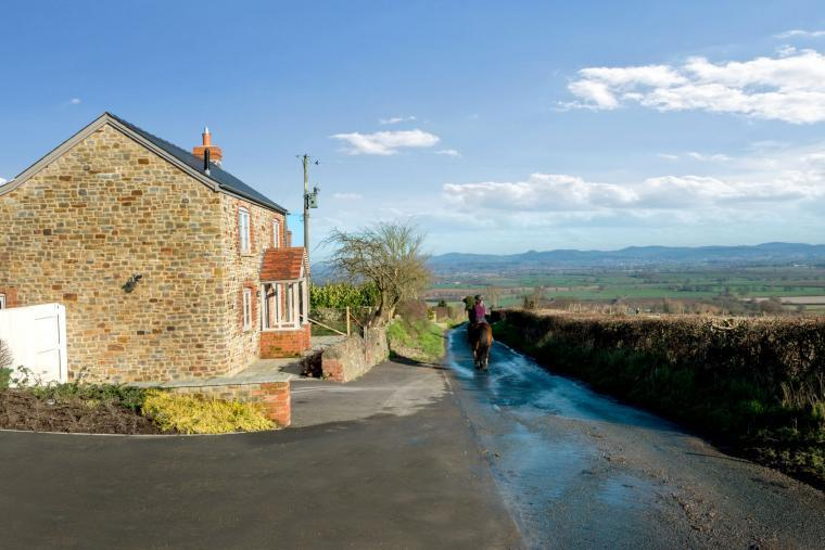 Sleeps 2, Beautiful, Modern Cottage with Original features, Ideal for Couples in fantastic Herefordshire countryside, Herefordshire, Photo 23