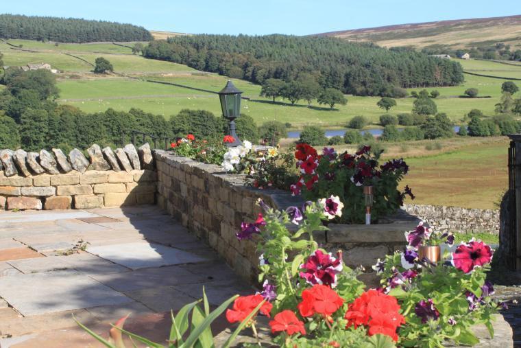 Stunning valley views await at Swallow Barn