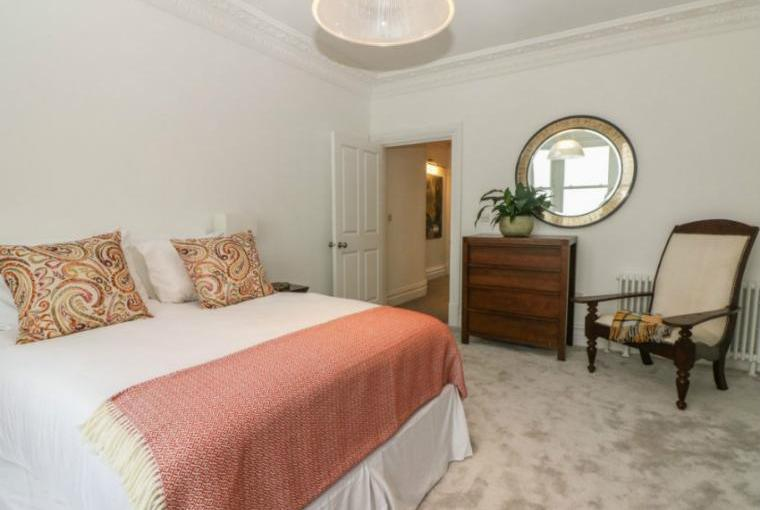 Bedroom accommodation, Cliffhanger House, near Hastings