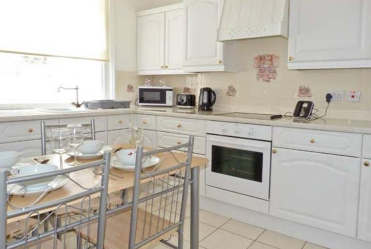 Kitchen, Sandsview House