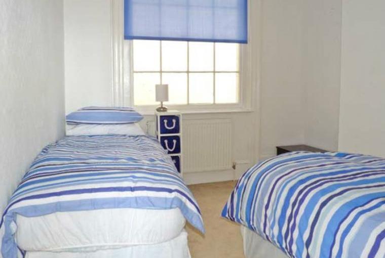 Comfortable bedrooms at Sandsview
