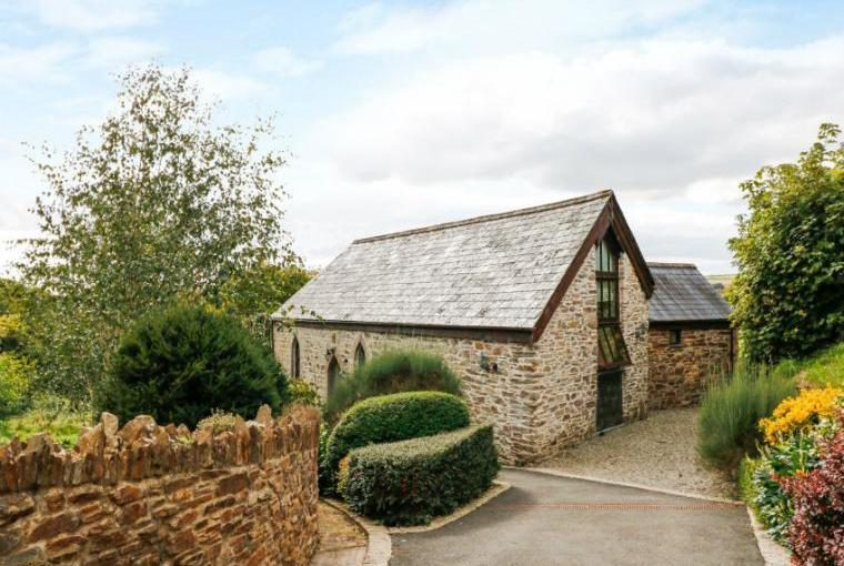 Frogwell Romantic Chapel Conversion