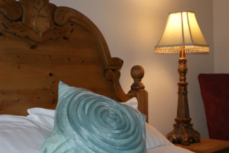Oak Cottage double bedroom