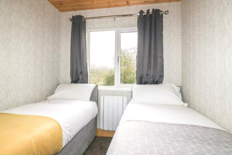 Twin bedroom, Lodge Two