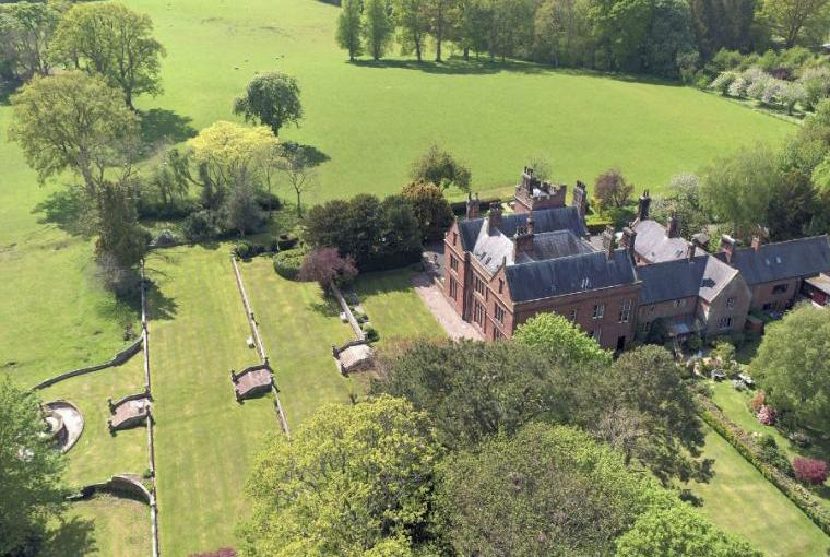 Staffield Hall, Cumbria