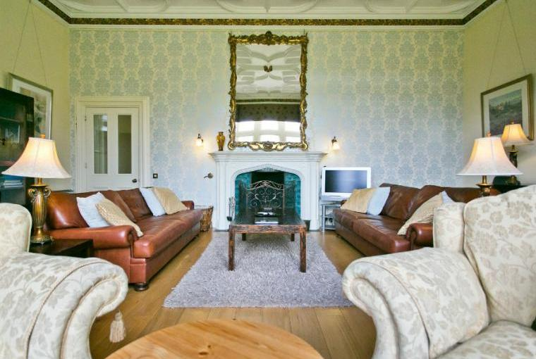 Sociable living space, Staffield Hall