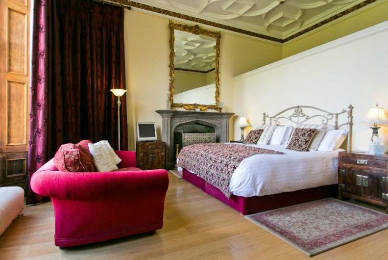 Bedroom, Staffield Hall