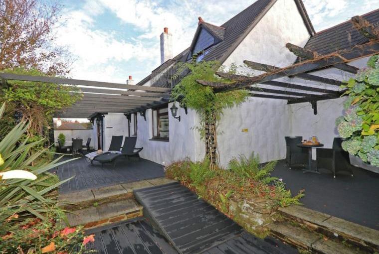 Jasmine Cottage near Padstow