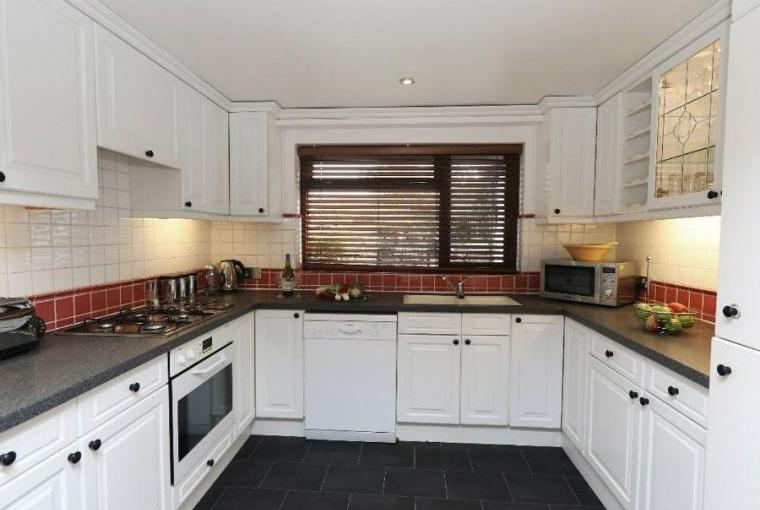 Kitchen, Jasmine Cottage near Padstow
