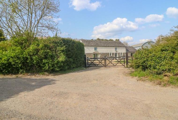 Old village Barn near Lough Derg