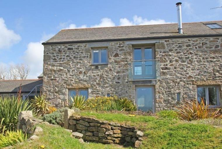An Skyber (2 barn conversions sleeping up to 6 in total), near Marazion