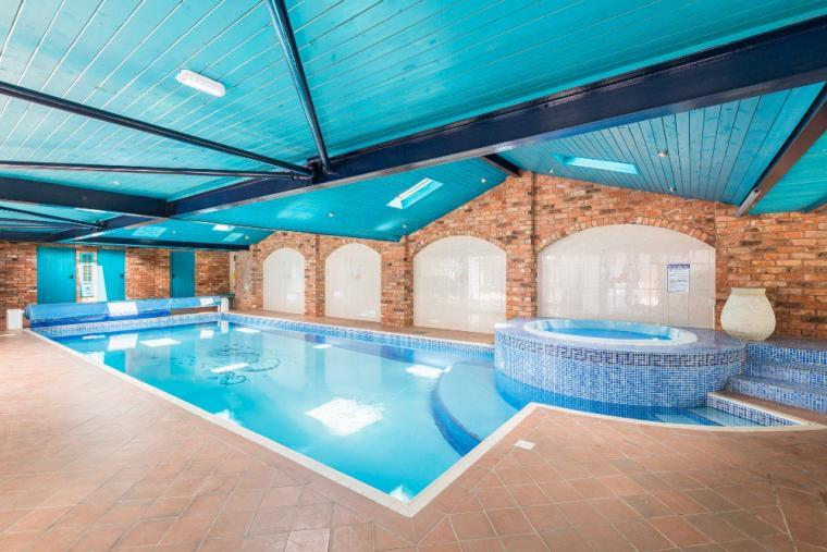 Excellent leisure facilities