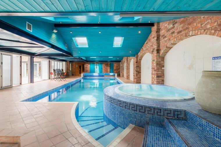 Excellent onsite leisure facilities