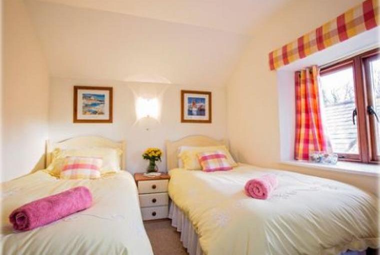 Lodge - twin room