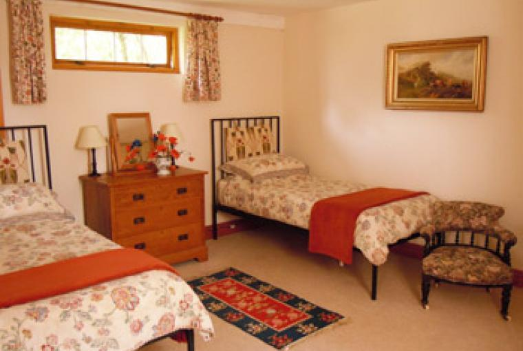 Lots of attractive rooms in this Suffolk cottage