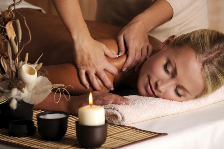 Pamper yourself in our on site beauty salon