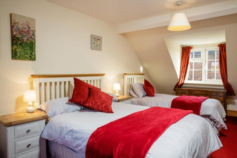 Bedroom _ Triple _ double + single