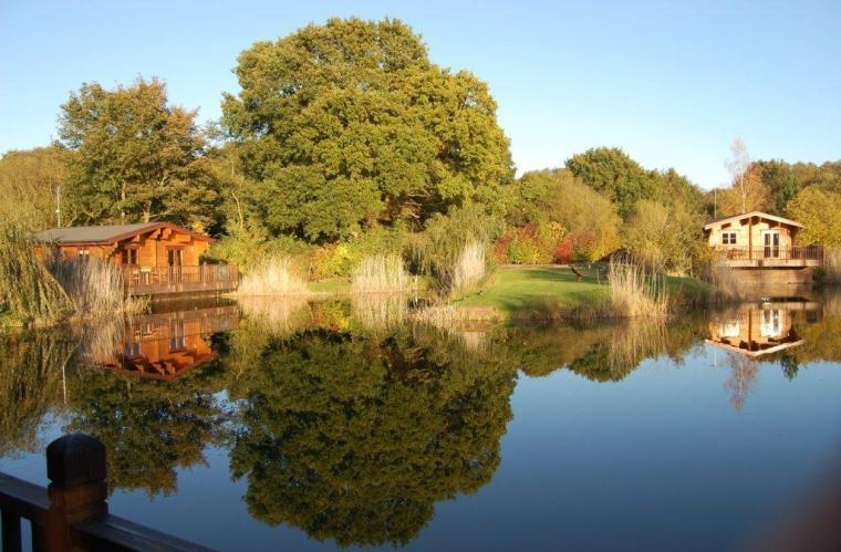 Badwell Ash Lodges, Suffolk