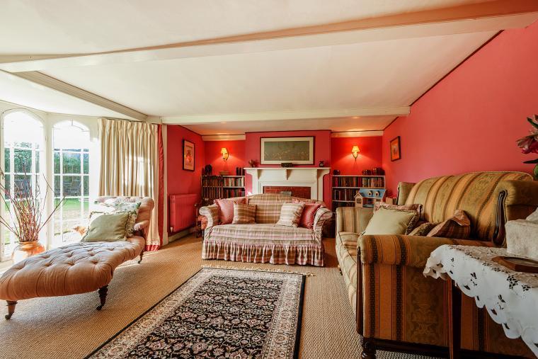 Cossington Park House Morning Room