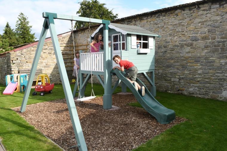 Cossington Park children's play area