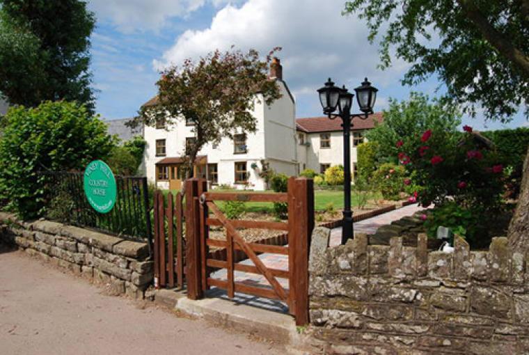 Stunning listed farmhouse