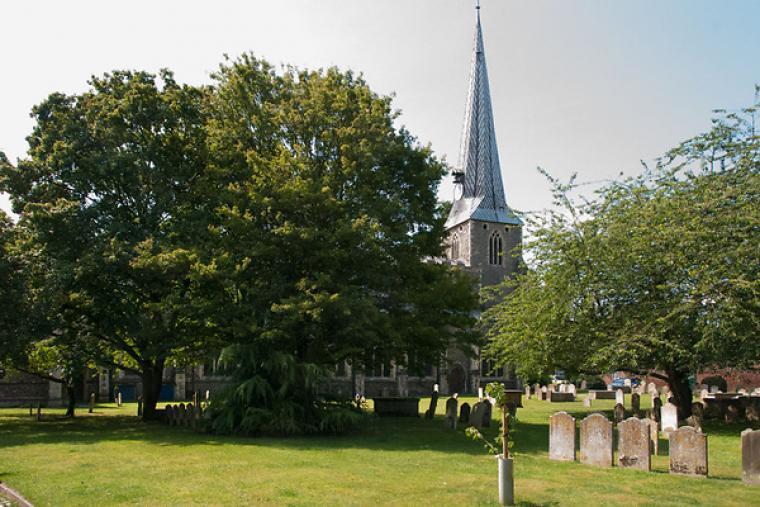 Church Hadleigh