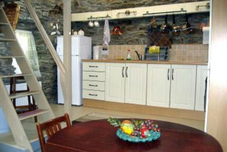 Kitchen With  All Essentials